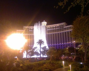 [Bellagio Fountains]